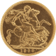 British Half Gold Sovereign coin