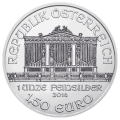 Silver Philharmonic Obverse