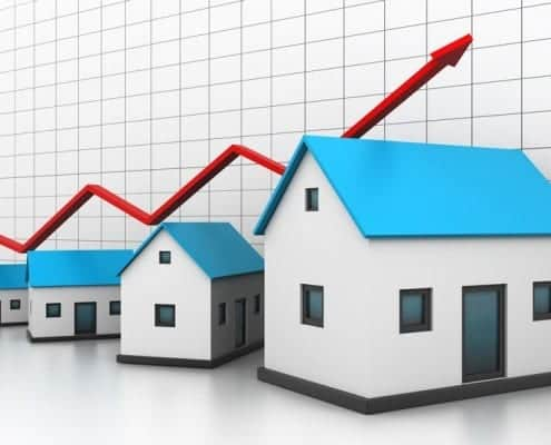 US property market shows signs of weakness April 2014