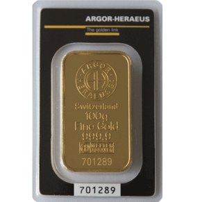Buy 100g Gold Bar