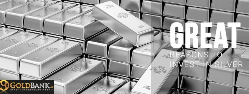Great reasons to invest in silver