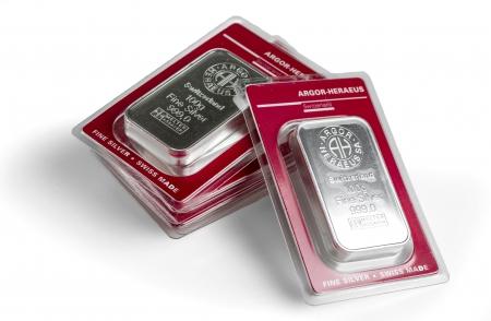 100 Gram Silver Bar
